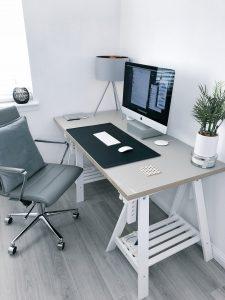 5 Steps zur optimalen Einrichtung im Home Office